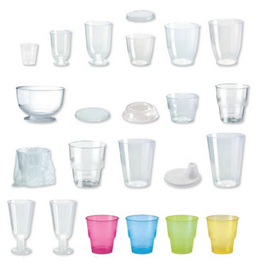 plastične čaše za desert